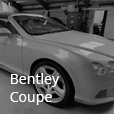 Bentley Coupe GT Speed White
